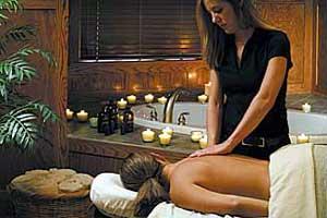 Get pampered