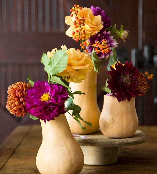 Natural vases