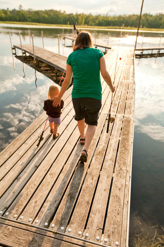 Brainerd Lakes, Minnesota