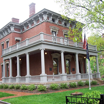 President Benjamin Harrison House
