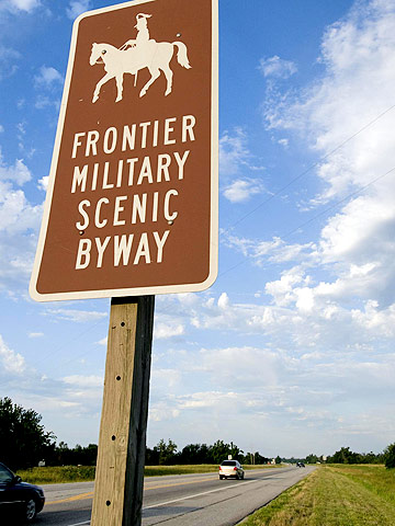Kansas: Frontier Military Scenic Byway