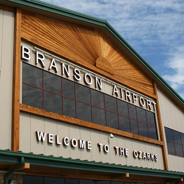 Branson, Missouri: Branson Air Express