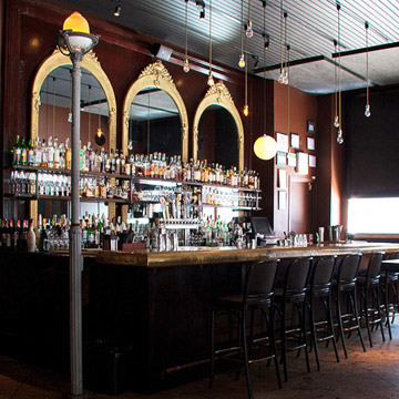Chicago: Gilt Bar and Restaurant