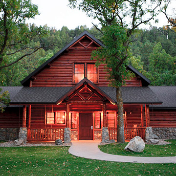 Custer, South Dakota: Custer State Park Reunion Cabin