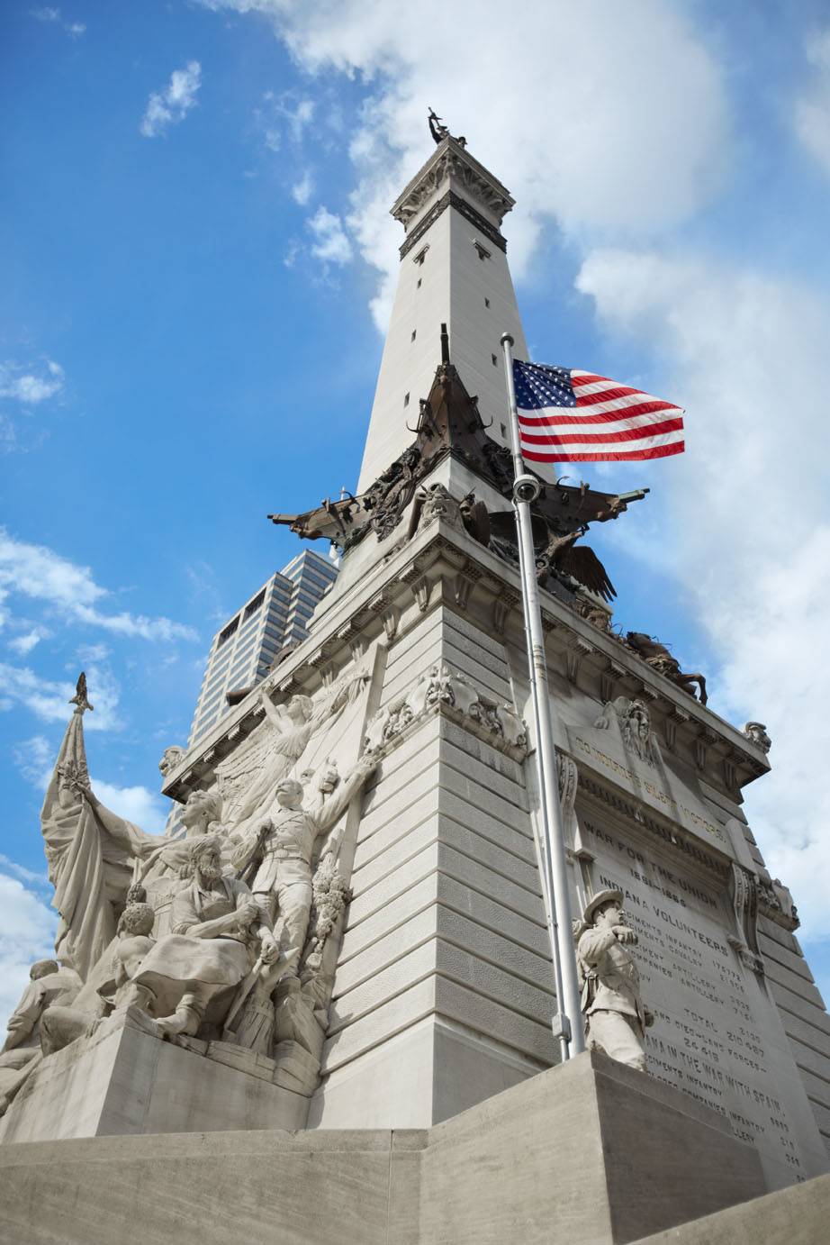 Soldiers and Sailors Monument