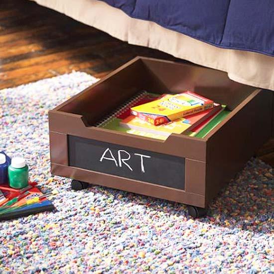 Artsy storage