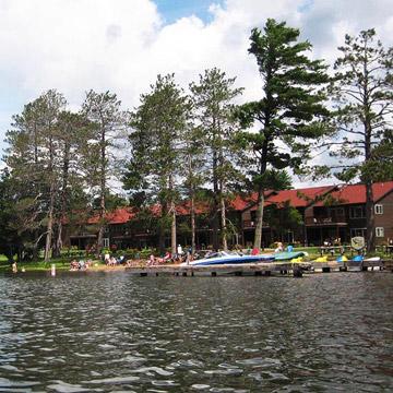 Wild Eagle Lodge, Eagle River, Wisconsin