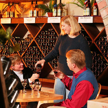 Fennville, Michigan: Fenn Valley Winery