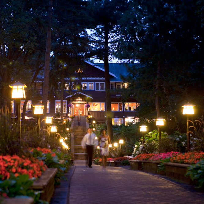 Nisswa, Minnesota: Grand View Lodge