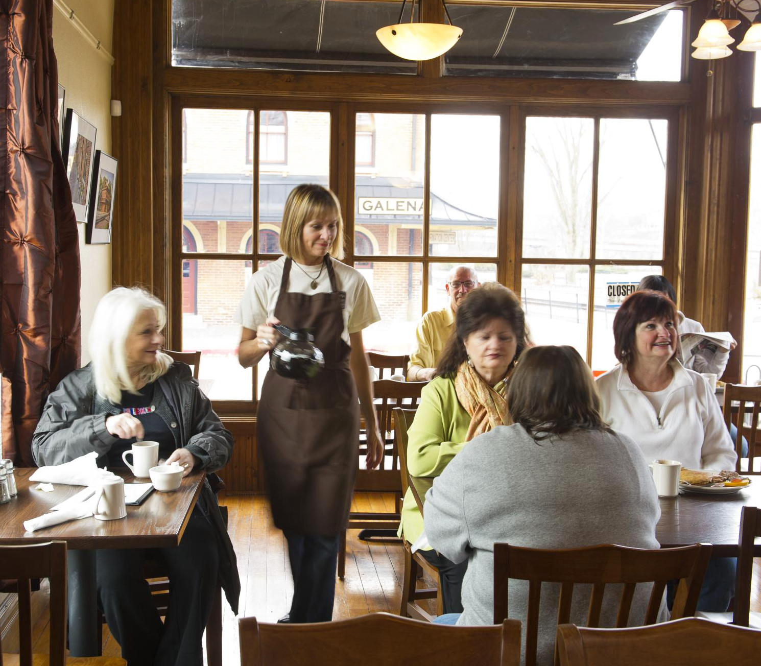 Galena trip guide: Where to eat