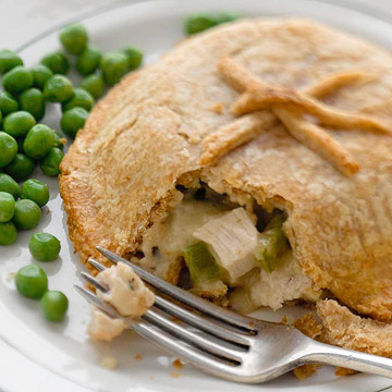 Strongbow Turkey Pie