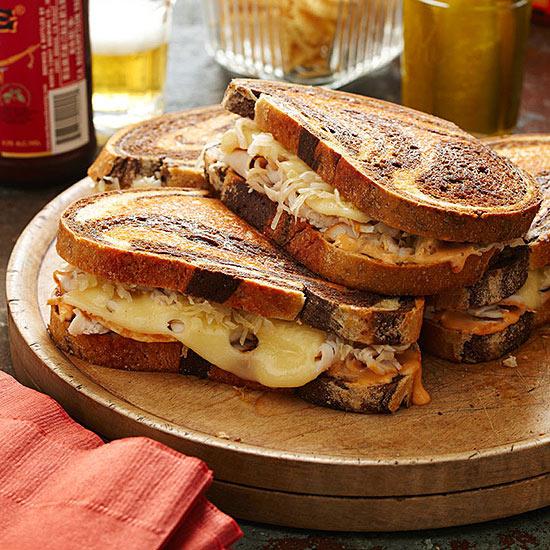 Rachel Sandwiches