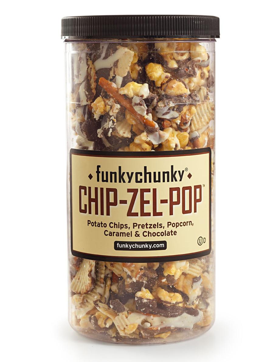 Funkychunky Chip-Zel-Pop