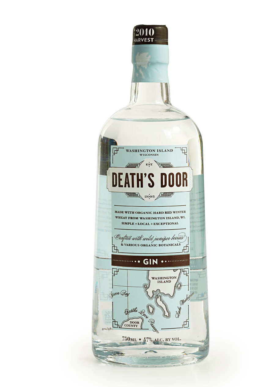 Death's Door Spirits gin