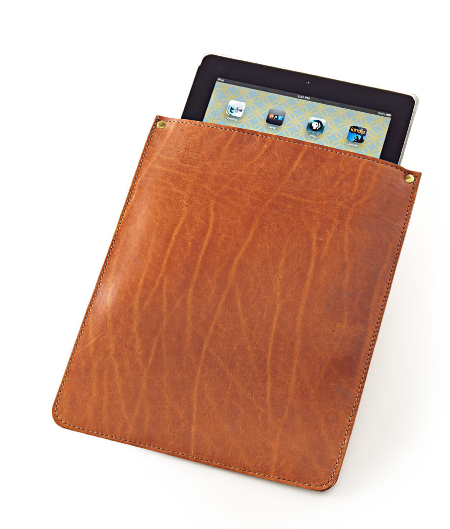 J.W. Hulme iPad sleeve