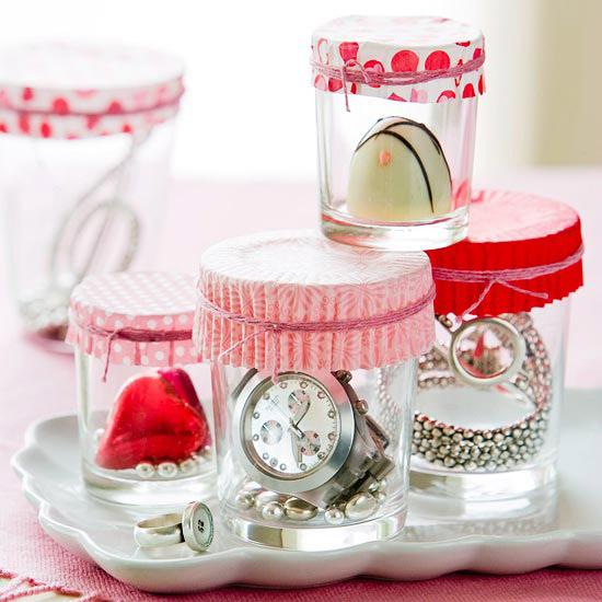 Valentine's votives