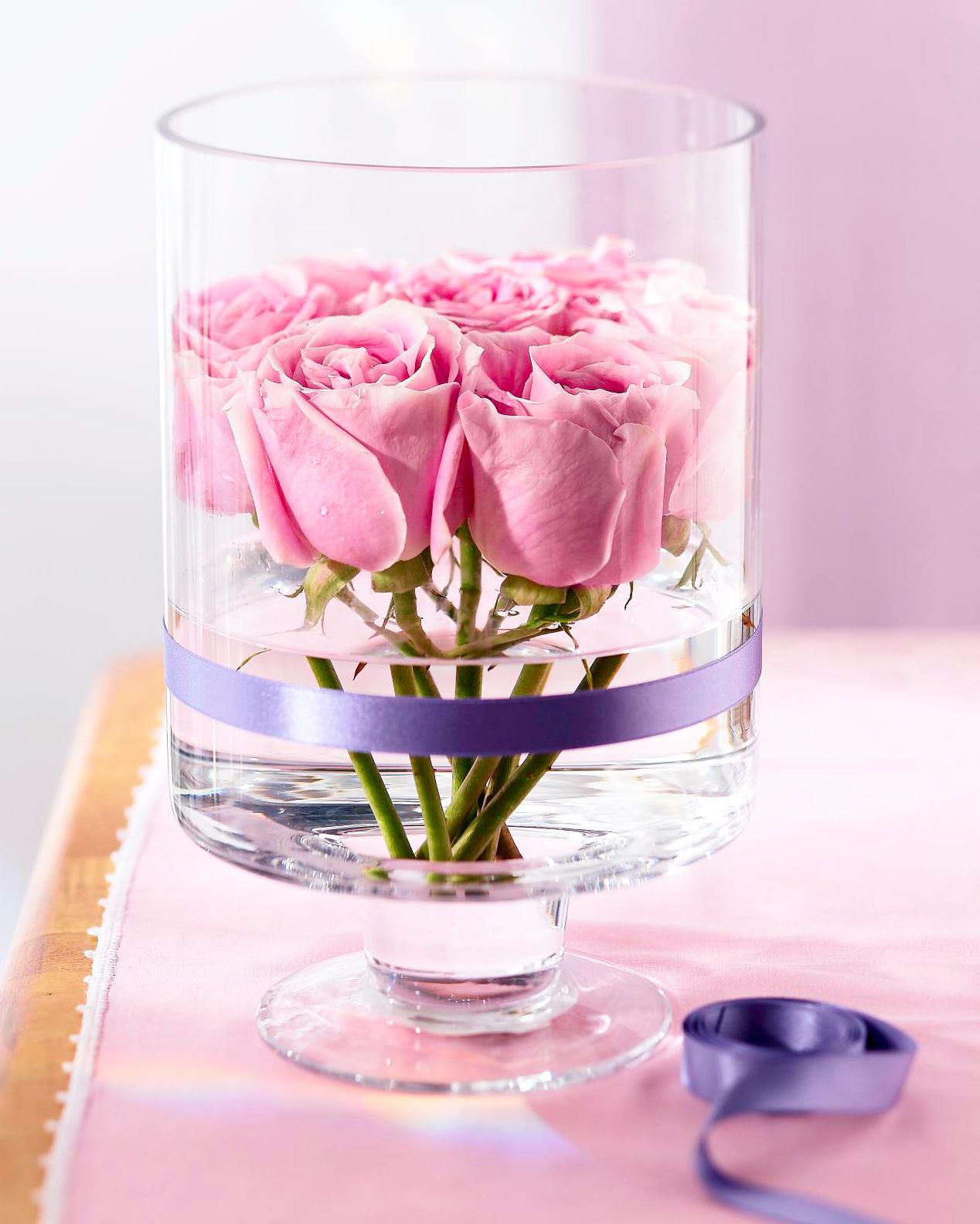 Nontraditional vase