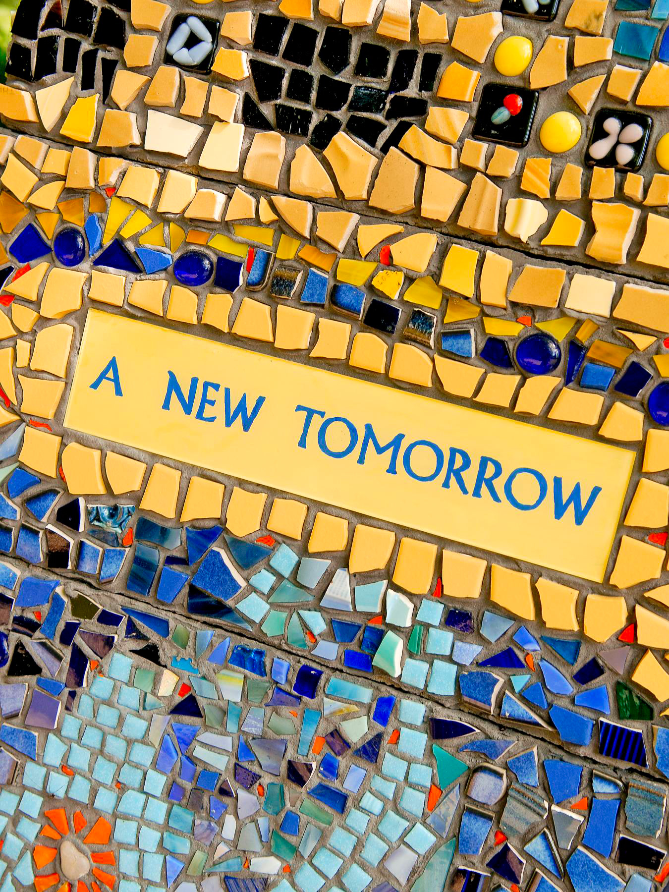 Mosaic messages