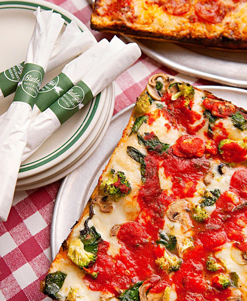 Detroit: Buddy's Pizzeria