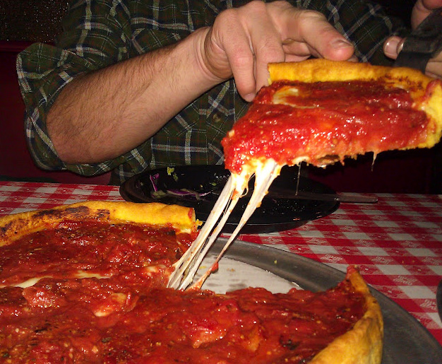 Chicago: Gino's East and Pat's Pizzeria