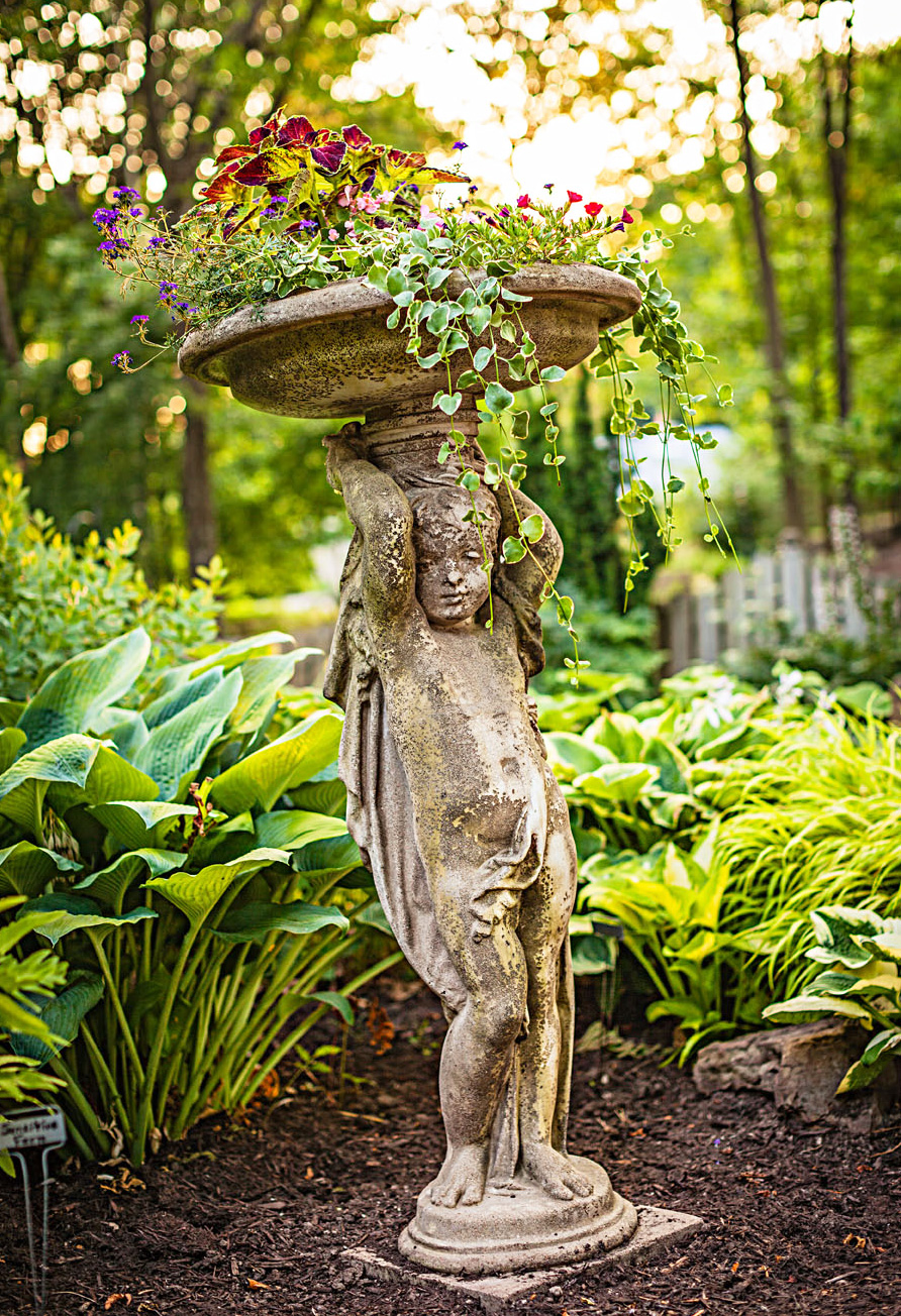 Garden lessons: Lift it up