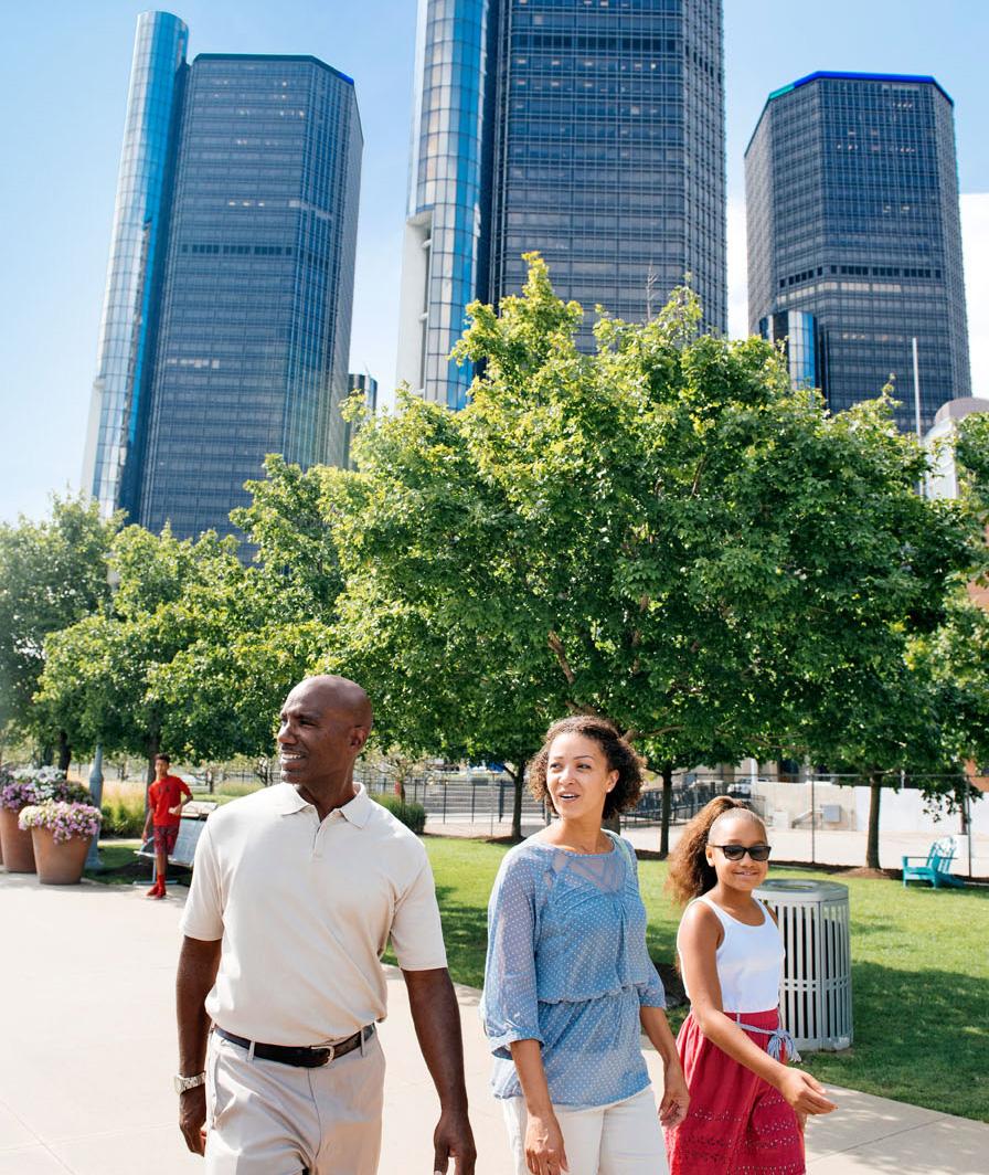 Detroit International RiverWalk