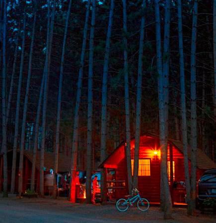 Camp like a star
