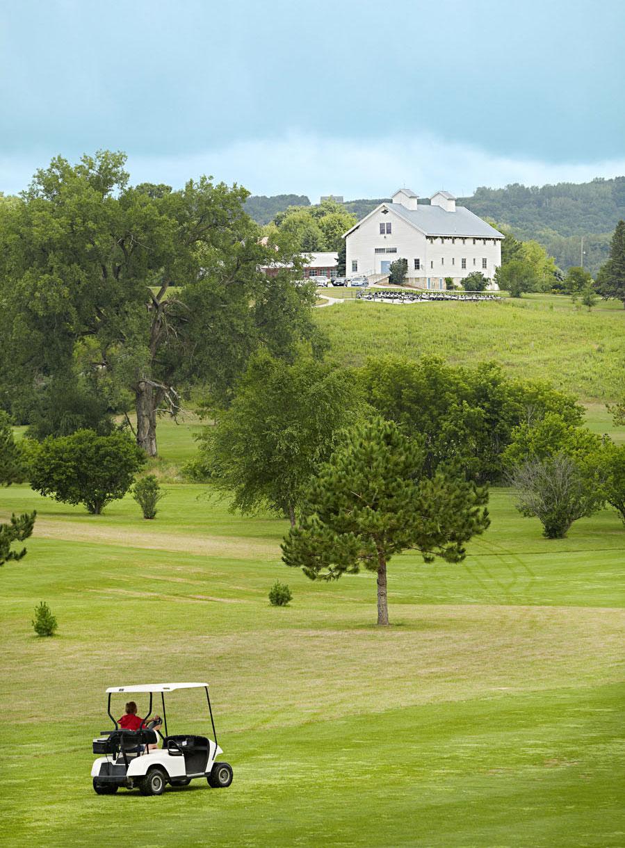 Preston, Minnesota: Old Barn Resort