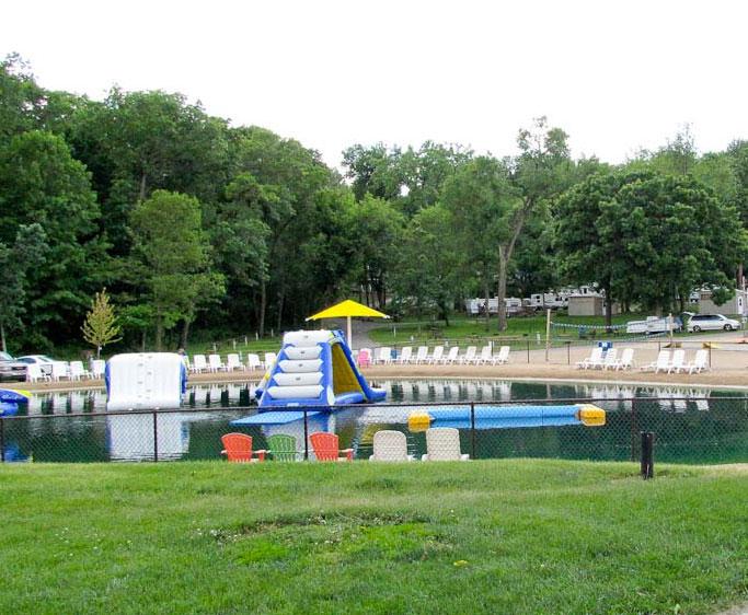 Merrimac, Wisconsin: Merry Mac's Campground