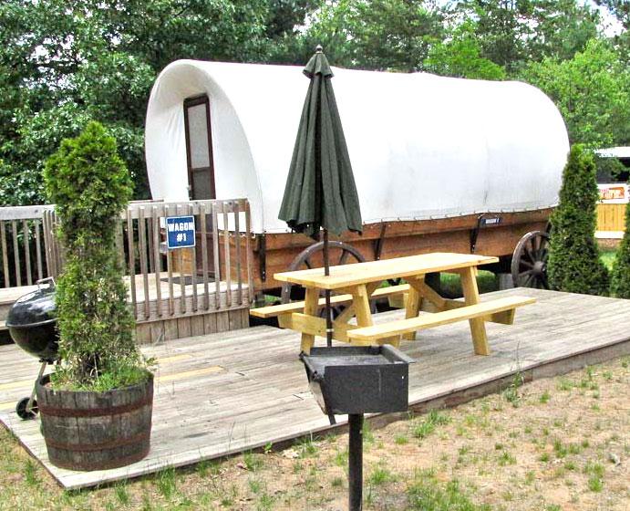 Lodi, Wisconsin: Smokey Hollow Campground
