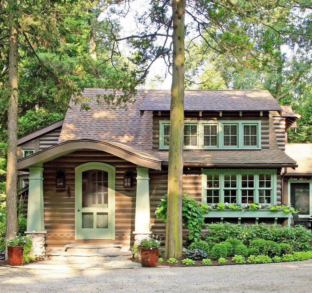 Lake Michigan Cabin Makeover   Midwest Living