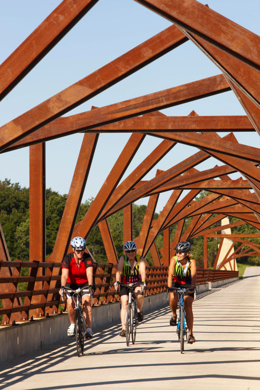 Iowa: High Trestle Trail