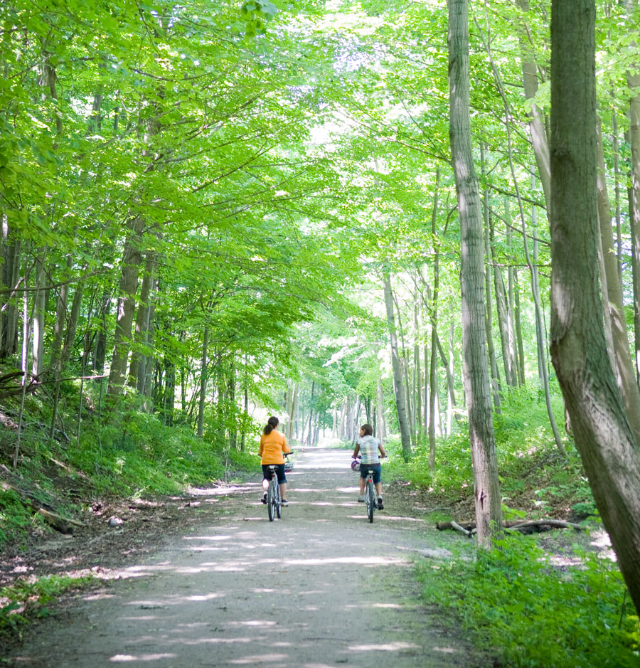Michigan: Kal-Haven Trail