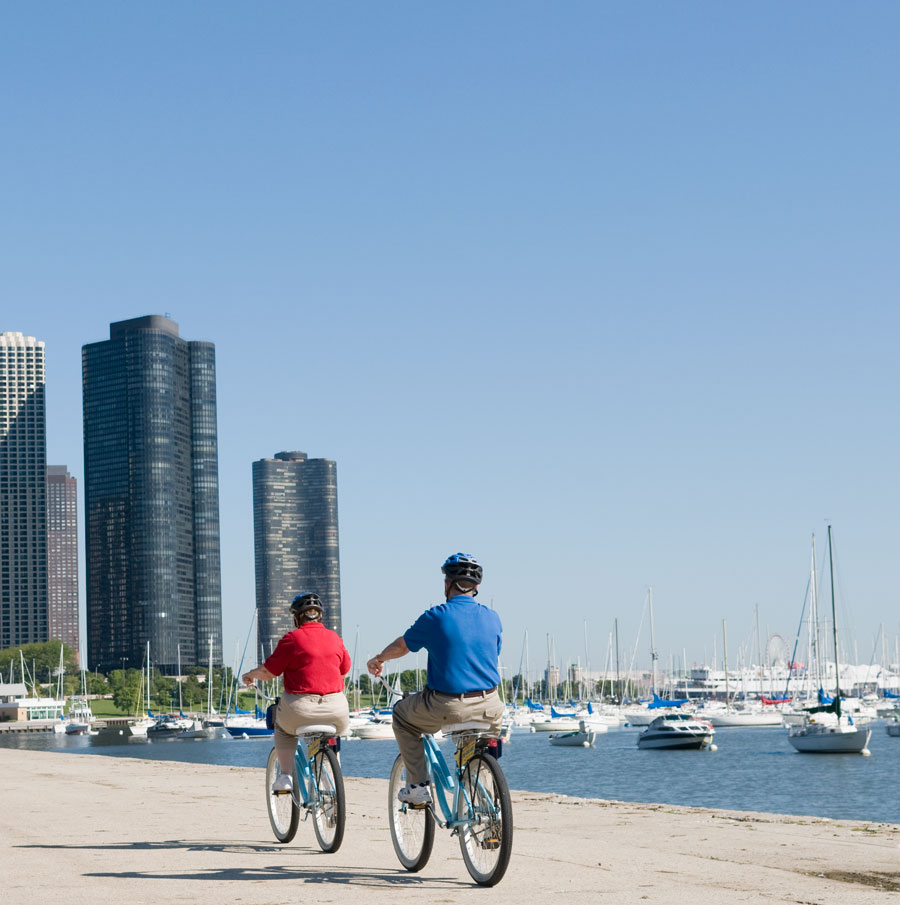 Illinois: Chicago's Lakefront Trail