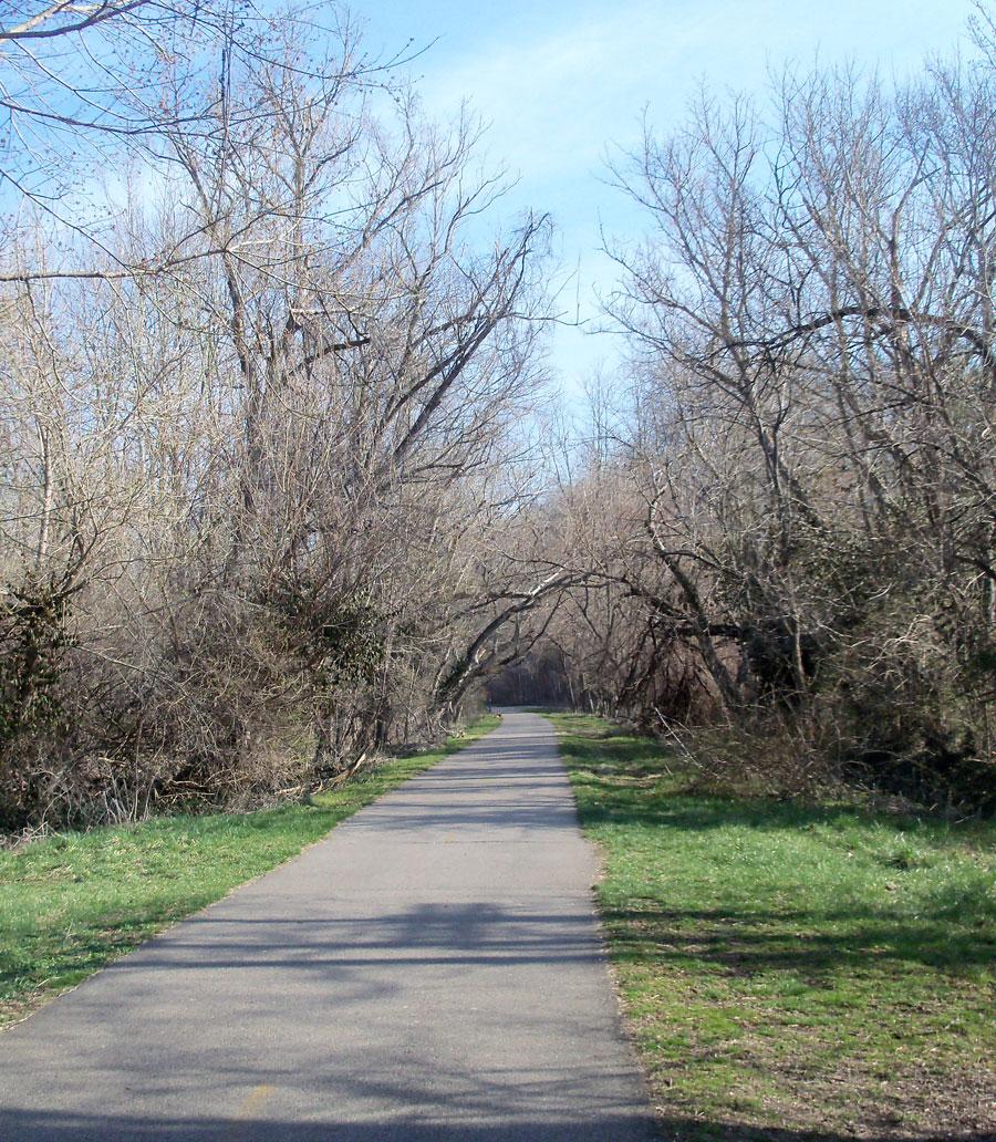 Ohio: Little Miami River Scenic Bike Trail