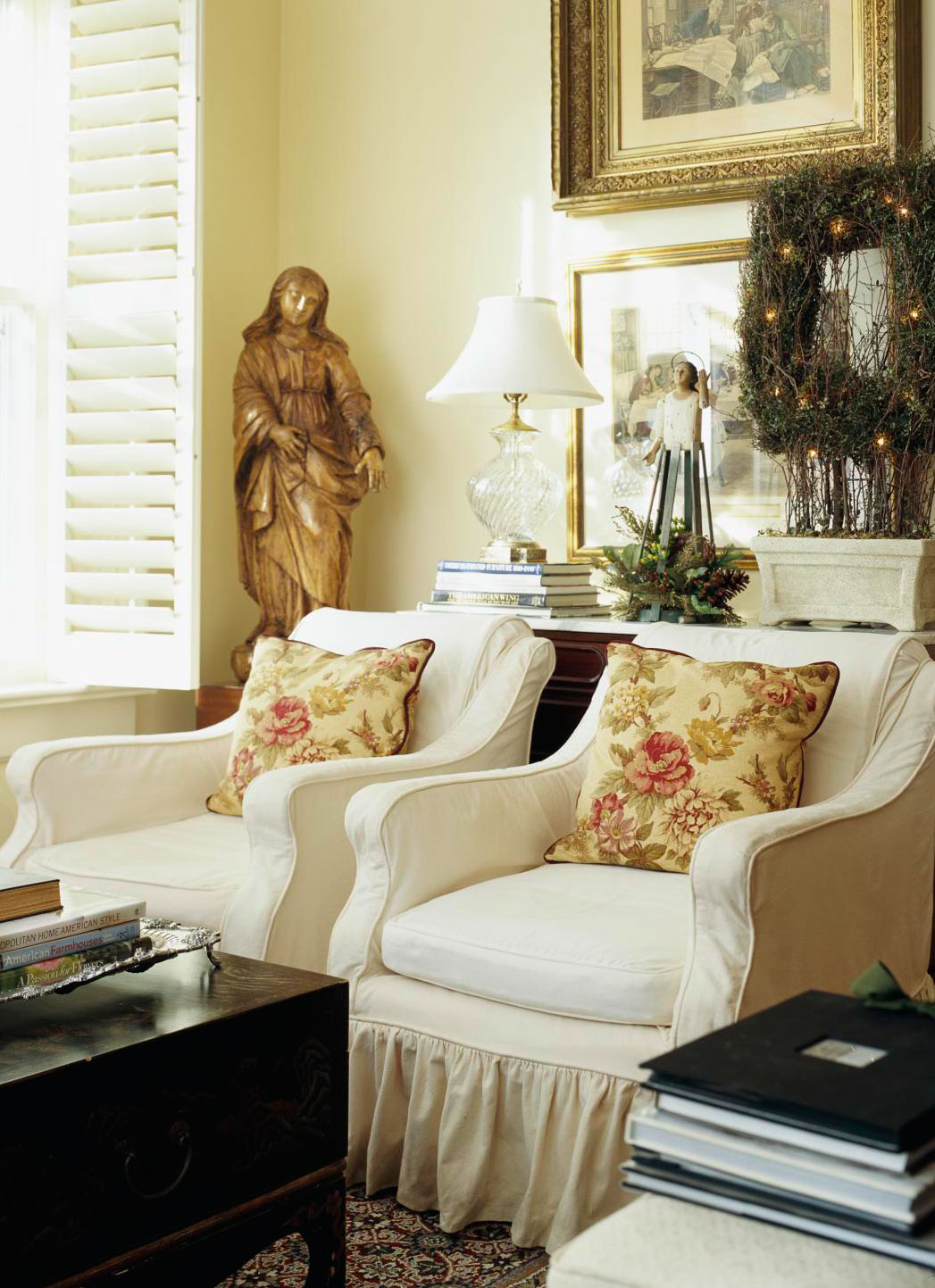 Try slipcovers
