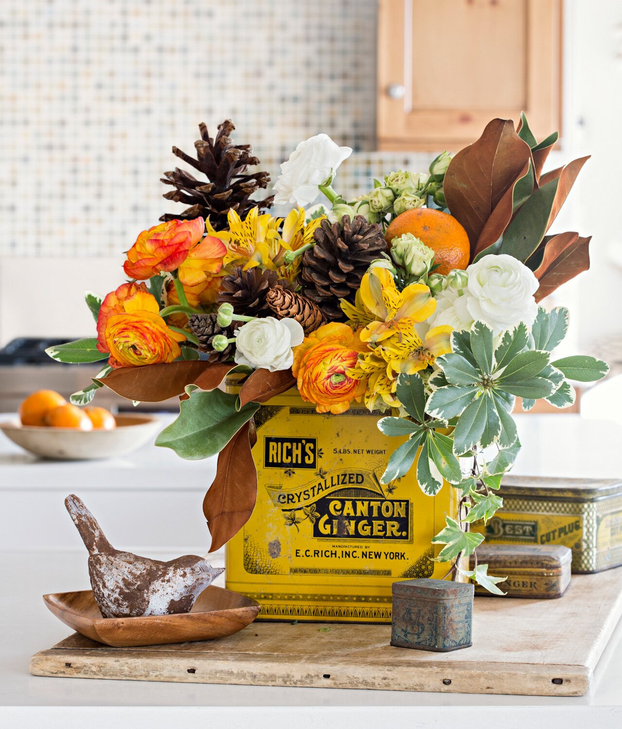 Beautiful Fall Centerpieces | Midwest Living