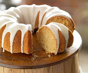 Maple Syrup Cake