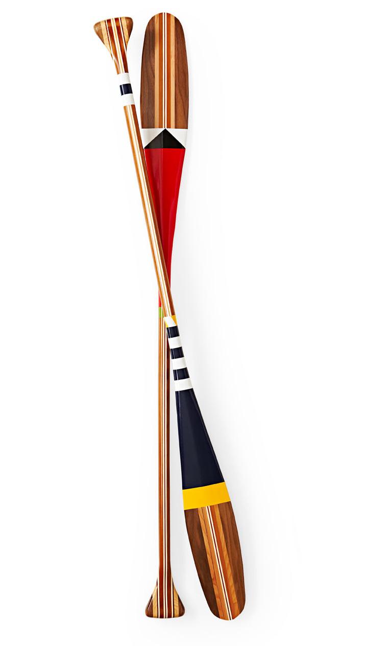 Sanborn Canoe paddles
