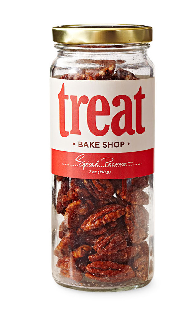 Treat Bake Shop pecans