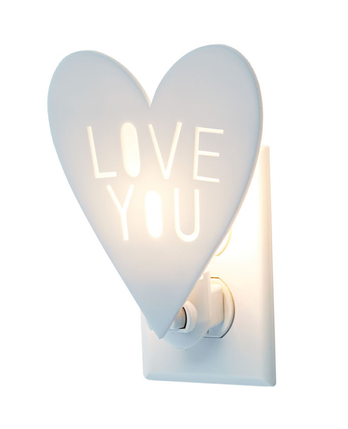Housey Home night light