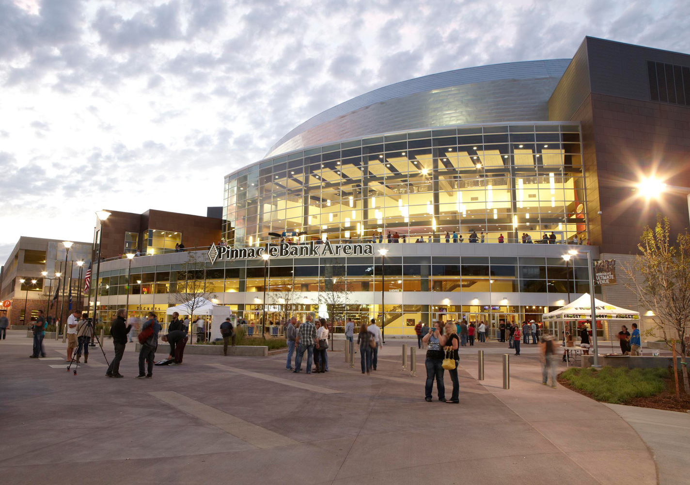 Lincoln, Nebraska: Pinnacle Bank Arena