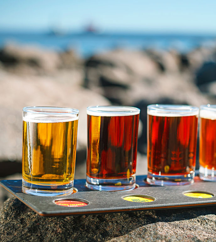 Duluth, Minnesota: Canal Park Brewing Company