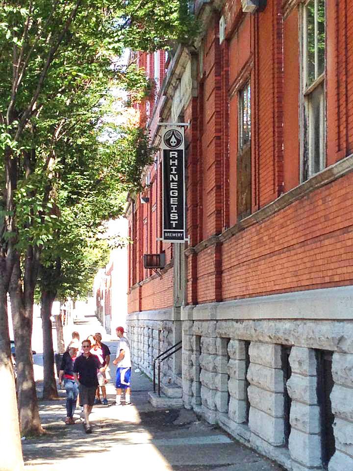Cincinnati: Rhinegeist