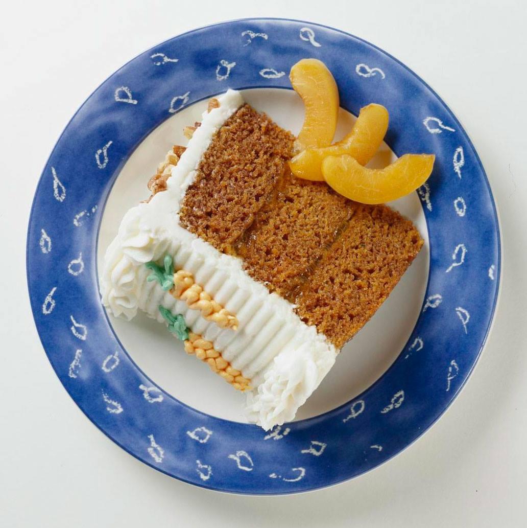 Palmer House Carrot Cake