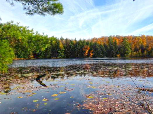 Wisconsin: Ice Age National Scenic Trail
