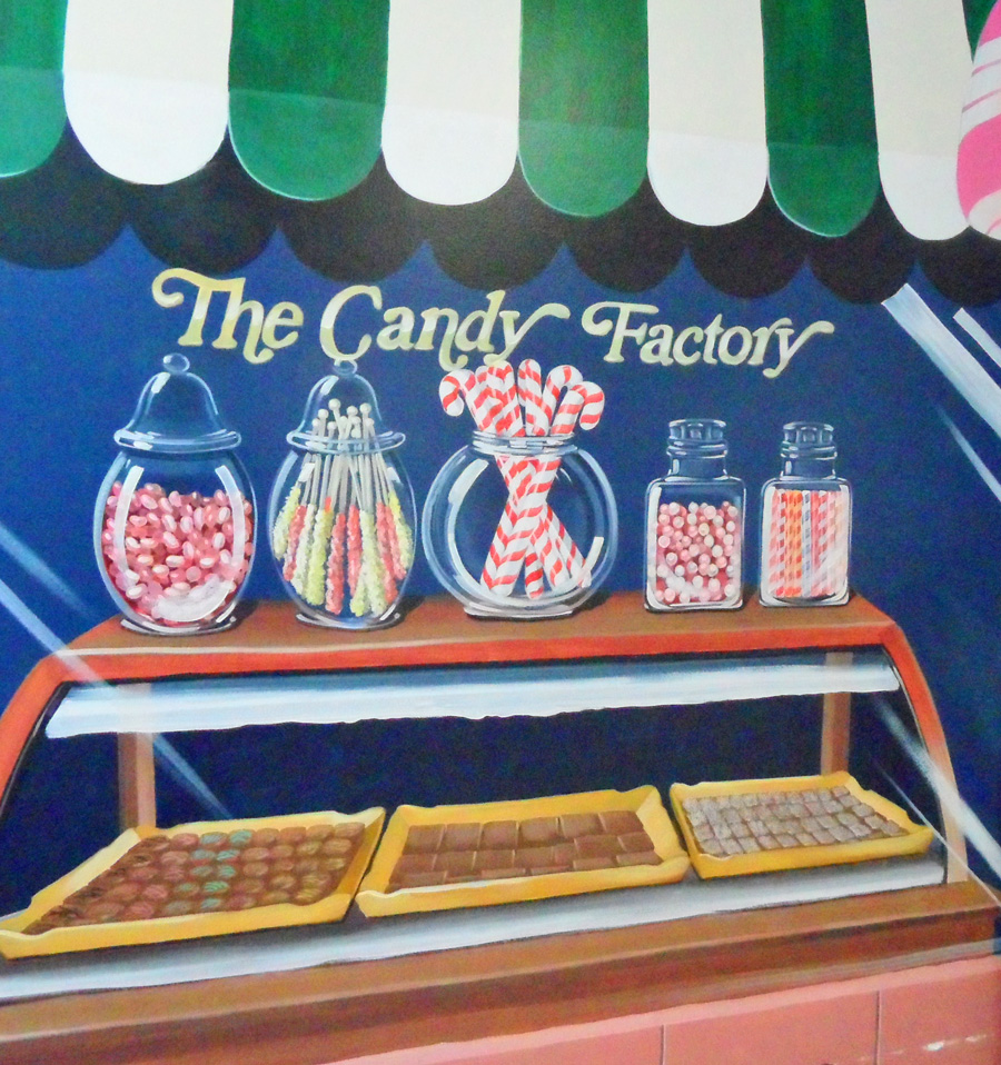 I-70: The Candy Factory