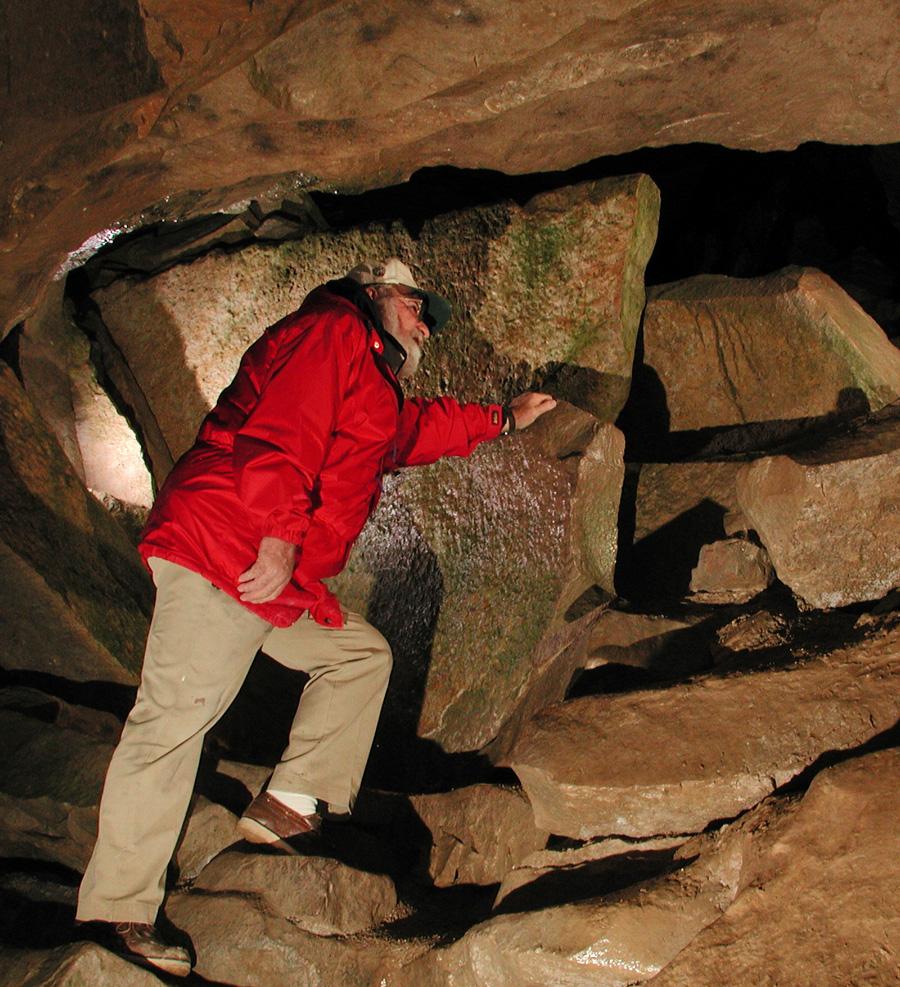 I-80: Seneca Caverns