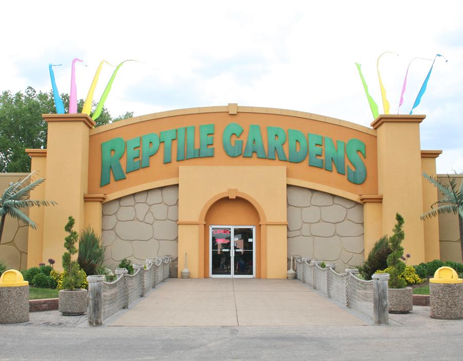 I-90: Reptile Gardens