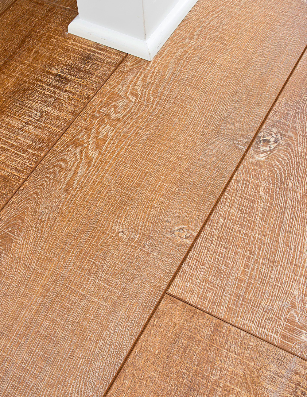 Wood-look floors